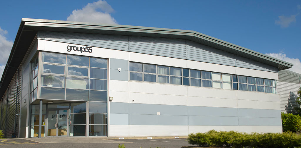 Growing Group55 Move to New HQ